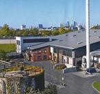 Biokompost-Anlage in Frankfurt-Fechenheim